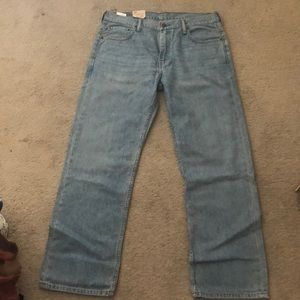 569 Levi Strauss & Co. Men's Jeans